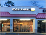 Eggs Up Grill Lexington Location