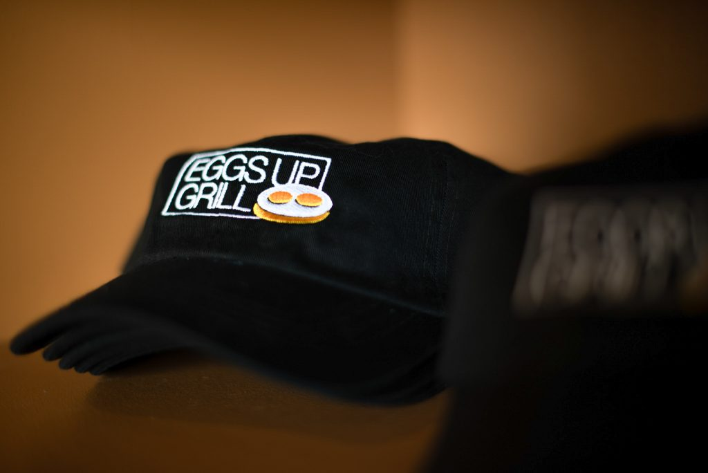 Image of an Eggs Up Grill hat
