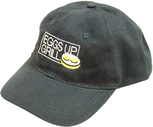 Eggs Up Grill Cap